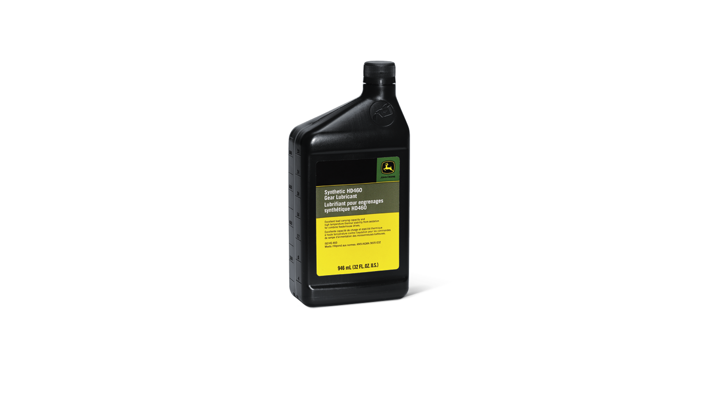 HD 460 Gear Oil