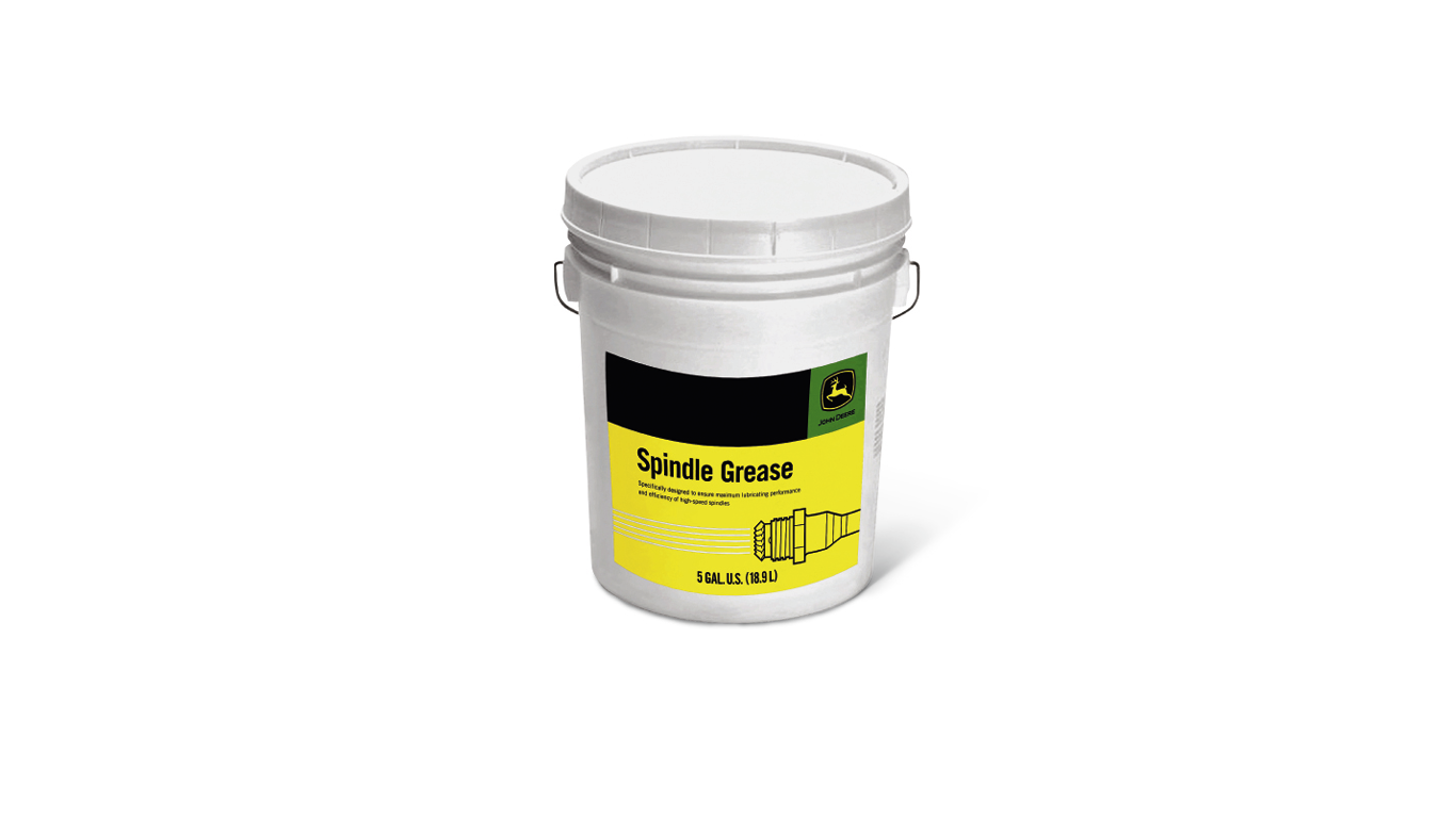 John Deere Spindle Grease